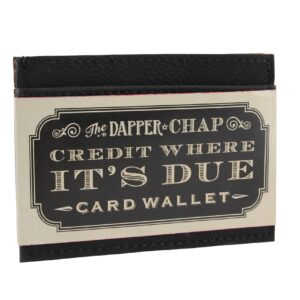 The Dapper Chap Credit Card Holder