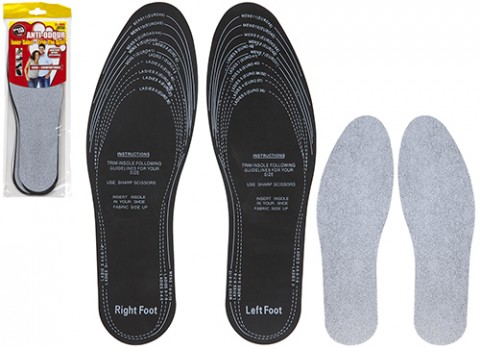 Anit Odour Insoles
