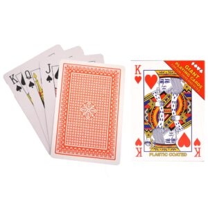 Giant Jumbo Playing Cards 17cm x 12cm