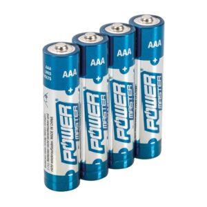 AAA Super Alkaline Batteries 4pk