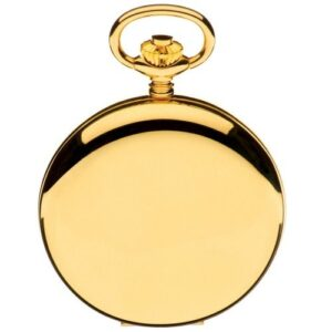 Classic Gold Pocket Watch