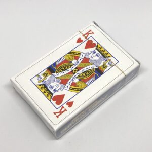 Playing Cards Plastic Coated