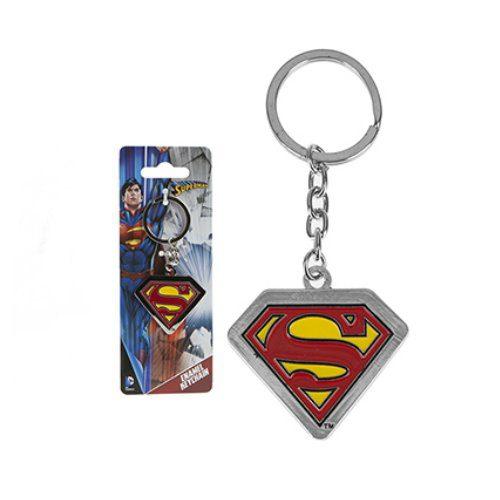 DC Superman Metal Key chain Key Ring