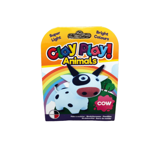 play-clay-cow