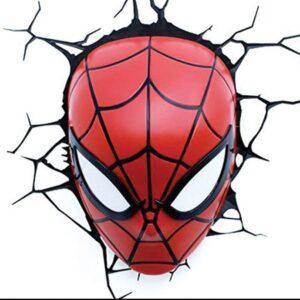 3d-fx-spiderman-wall-light