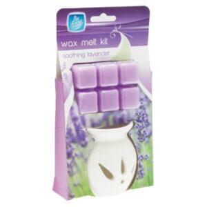 lavender-wax-melt-kit