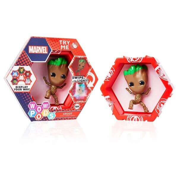 POD Marvel Groot Box with Product 506