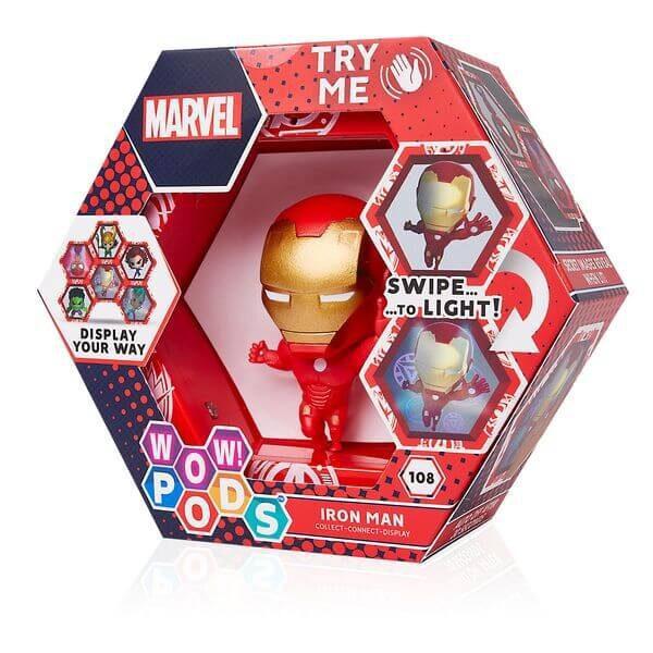 POD Marvel Iron Man Box 535