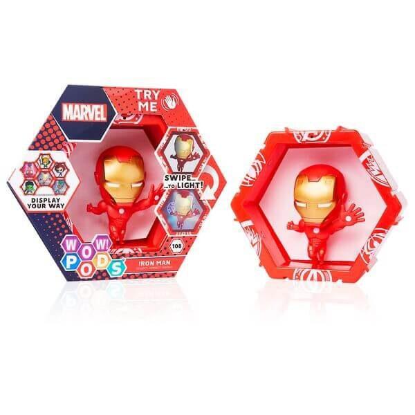POD Marvel Iron Man Box with Product 505