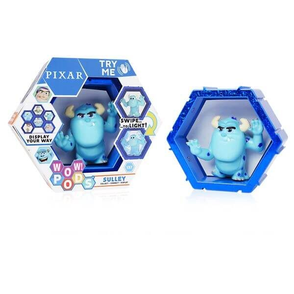 POD Pixar Sulley Box with Product 591