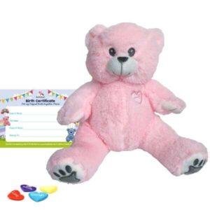 little-princess-pink-bear-kit-8inch