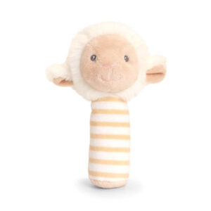 Keeleco Baby - Lullaby Lamb Stick Rattle