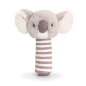 Keeleco Baby - Cozy Koala Stick Rattle