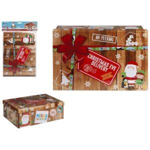 Christmas Eve Box 21 X 32 X 11CM