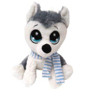 10inch-snowflake0husky-soft-toy